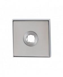 GPF Vierkante click rozet 50x50x8mm