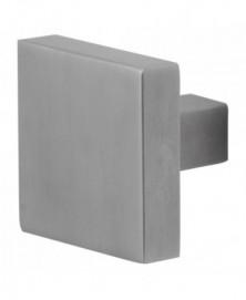 GPF Vierkante knop 60x60x16mm tbv VH-schilden vast incl. bout M10