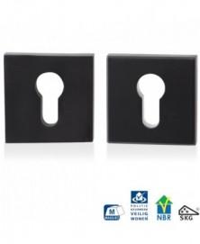 GPF Vierkante veiligheidsrozet 55x55x10mm SKG***