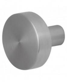 GPF Vlakke knop 52x16mm tbv VH-schilden vast incl. bout M10