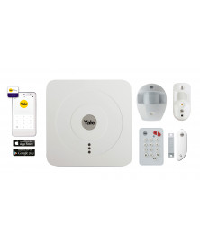 Yale Smart Home alarmsysteem SR-3200i Camera kit