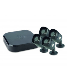 Yale Smart Home CCTV kit XL SV-8C-4ABFX