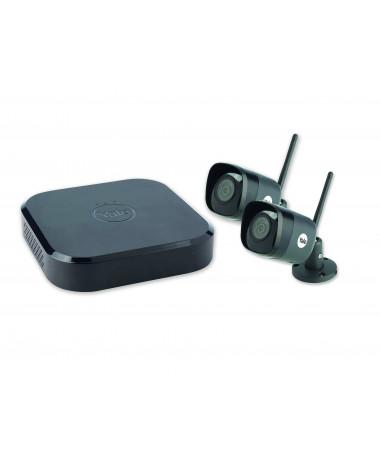 Yale Smart Home CCTV WiFi kit SV-4C-2DB4MX