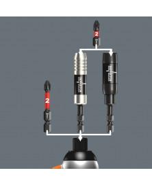 Wera Slagbit 851/4 Impaktor Dc 1/4 PH2 50mm
