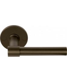 Formani One PBL15/50 Deurkruk op rozet brons - dubbel geveerd