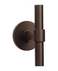 Formani One PBT15/50 Deurkruk op rozet brons - dubbel geveerd