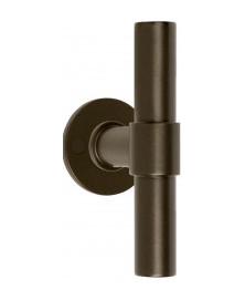 Formani One PBT20XL/50 Deurkruk op rozet brons - dubbel geveerd