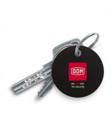 DOM Chipolo sleutelvinder - zwart