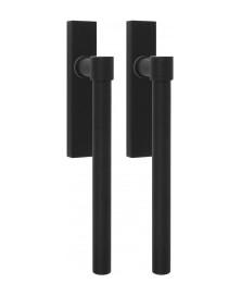Formani ONE PB230PA hefschuifdeurbeslag paarsgewijs mat zwart