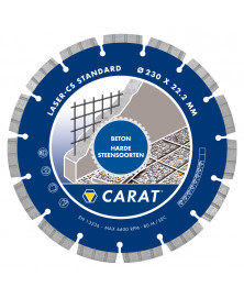 Carat Diamantzaag  Cs-St 115X22 Beton Dry