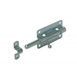 GB Plaatgrendel 74438 120mm Verzinkt