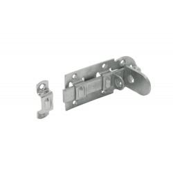 GB Hangslotschuif 74501 120mm Verzinkt