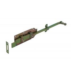 GB Rolstaartschuif 74492 400x65mm Verzinkt