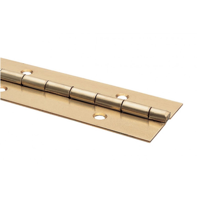 Holz Pianoscharnier 32x0,7mm 0,5M Geb Verk