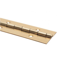 Holz Pianoscharnier...