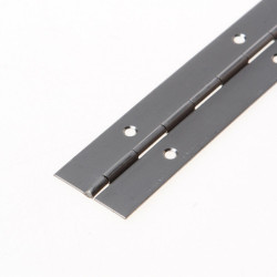 Holz Pianoscharnier 32x0,7mm 3,5M Geb RVS