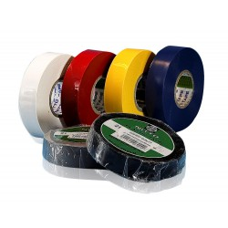 Isolatieband 120021 19mm 20M Pvc Wit