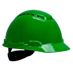 Peltor Bouwhelm H700N Groen Korte Klep