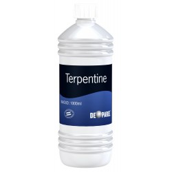 De Parel Terpentine 1L