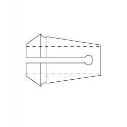 Spantang 510 6mm V Mof 96+69, Mkf 67