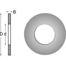 Verloopring 30x25 V Cirkelzaagblad