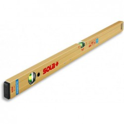 Waterpas Azm50 50Cm 2Magn Goud Nw