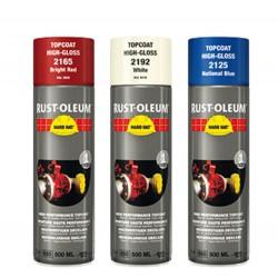 Rustoleum 2178 Spray Matzwart Ral9005