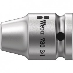 Bithouder 780B 3/8Vierk 1/4Bit zonder magneet
