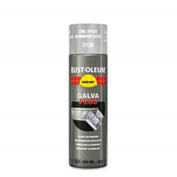 Rustoleum 2120 Spray Galva-Plus Zilver