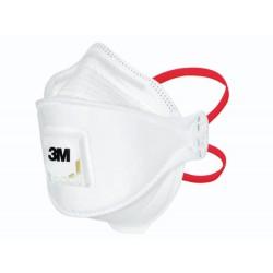 3M Stofmasker Aura P3 9332+Vent Ww