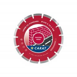 CARAT DIAM ZAAG CA-ST 125X22 STEEN DRY