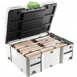 Festool Domino Xl Set 128 St M 1 Frees