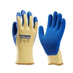 Towa Handschoen Powergrab Blauw L(9)