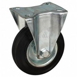 Bokwiel 125 Pl85X105 Rubb Stl Rl 100Kg