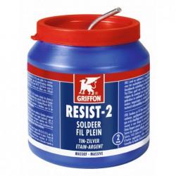 Soldeerd Resist2 500G Z Lood Pot