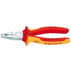 Knipex Kombinatietang 0306 180mm Vde