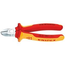 Knipex Zijsnijtang 7006 160mm Vde