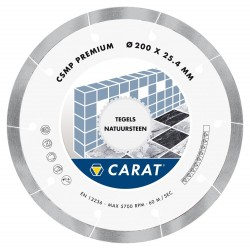 CARAT DIAMANTZAAG CSMP-PR 125X22 TEGEL DRY