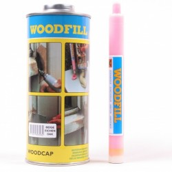 WOODFILL 60305 1,2KG HOUTVULLER WIT