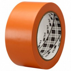 3M Markeringstape 764 50Mm 33M Oranje
