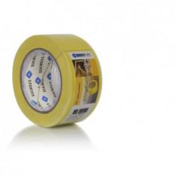 Bekistingstape Premium 100Mmx33M Geel