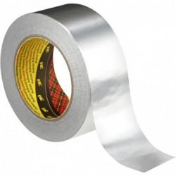 3M Scotch-Brite Aluminium Tape 1436 50Mm 50M