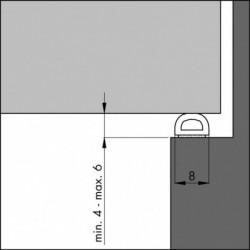 Ellenflex-D Tochtband 7