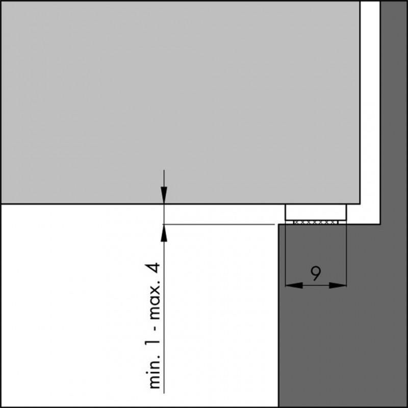 Ellenflex-I Tochtband 7
