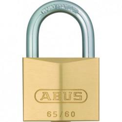 ABUS Hangslot gelijksluitend 65 25Mm Sl254 Messing