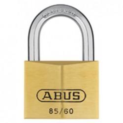 ABUS Hangslot gelijksluitend 85 30Mm Sl418 Messing