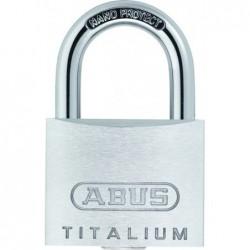 ABUS Hangslot Titalium 64Ti 25Mm