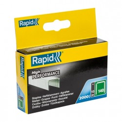 RAPID NIET 140/10MM 2000/BLISTERBOX