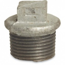 Plug 290 Met Rand 1.1/4Bu Verz