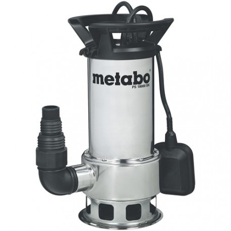 METABO DOMPELPOMP PS18000SN+VLOT 1100W
